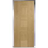 Internal Fire Door Oak Catalonia Pre Finished