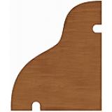 Hardwood Weather Bar